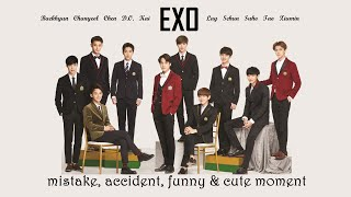 getlinkyoutube.com-PART 181: Kpop Mistake & Accident [EXO only.]