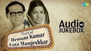 getlinkyoutube.com-Best Of Lata Mangeshkar & Hemant Kumar Duets | Classic Romantic Songs | Audio Jukebox