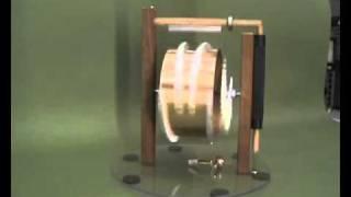 getlinkyoutube.com-selfrunning working permanent magnet motor , is it a Fake ?
