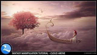 getlinkyoutube.com-Fantasy Art Photo Manipulation Photoshop Tutorial [Above Cloud]