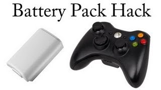 getlinkyoutube.com-Xbox 360 Controller Battery Pack Fix - ( Play and charge )