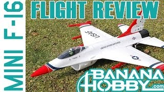 getlinkyoutube.com-Mini F-16 BlitzRCWorks   Flight Review   EDF Fighter Jet