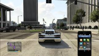 getlinkyoutube.com-اماكن السيارت  car locations GTA V