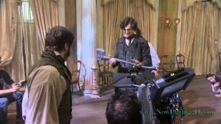 getlinkyoutube.com-Abraham Lincoln Vampire Hunter Stunts