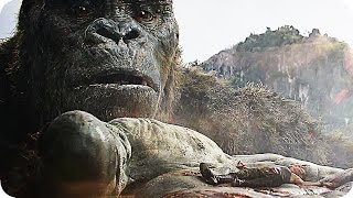 KONG: SKULL ISLAND Trailer 4 (2017) King Kong Movie