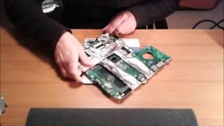 getlinkyoutube.com-Come riparare la Scheda Video di un notebook