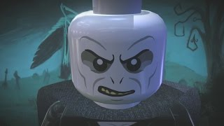 getlinkyoutube.com-LEGO Harry Potter Remastered Walkthrough Part 10 - Vs. Lord Voldemort