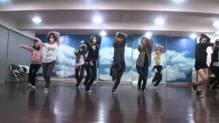 [HD] Girls´Generation/Snsd - The Boys  [Slow+Mirrored] Dance Practice