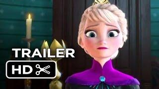 getlinkyoutube.com-Frozen Official Elsa Trailer (2013) - Disney Animated Movie HD
