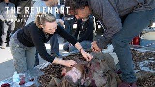 "getlinkyoutube.com-The Revenant | ""Makeup"" Featurette [HD] | 20th Century FOX"