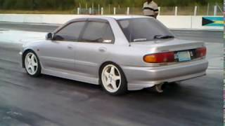 getlinkyoutube.com-180sx  vs Lancer Evo 3