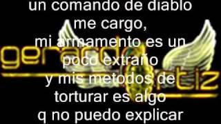getlinkyoutube.com-Comando del Diablo Con letra