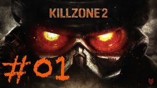 getlinkyoutube.com-Killzone 2 Walkthrough Let's Play Part 1