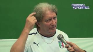 Mauro Viviani ai 50 anni dell'AIAC: la Sicilia nel cuore e i trascorsi nel Pisa