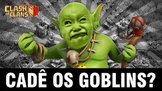 getlinkyoutube.com-CLASH OF CLANS | Como perder 210 Goblins em 20 segundos (Troll) - DidiGPX