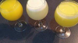 عصير برتقالة وحامضة والكمية مفاجأة😉😉😉