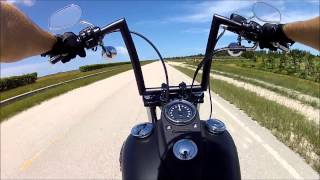 getlinkyoutube.com-2014 street bob short ride