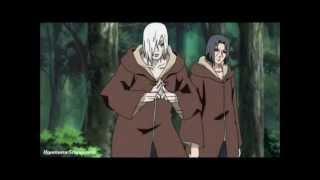 getlinkyoutube.com-Naruto e Bee Vs Itachi e Nagato Parte 1 Naruto shippuden ep 298