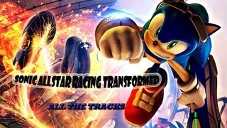 SONIC RACING ALL STARS TRANSFORMED (HOUSE OF THE DEAD TRACK)