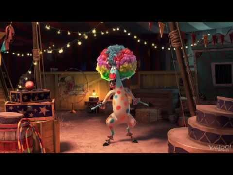 Marty - Circus Afro song
