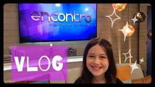 getlinkyoutube.com-Vlog: Indo para o Rio de Janeiro/Gravação na Tv Globo Julia Silva
