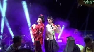 getlinkyoutube.com-2014.07.17 皓皓 + 李佩芬 - Showtime