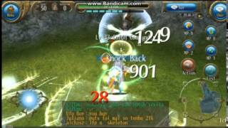 getlinkyoutube.com-Toram Online Magic Knight