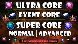 "getlinkyoutube.com-RAKION - ULTRA CORE | SUPER CORE ""NORMAL"" 