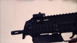getlinkyoutube.com-東京マルイ GBB MP7A1 開封&レビュー