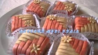 getlinkyoutube.com-Gâteaux Algériens
