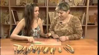 getlinkyoutube.com-Резьба по дереву  начинающим (обучение в Москве)