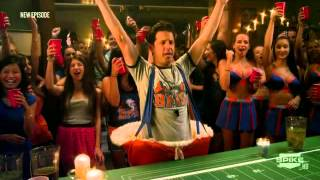 getlinkyoutube.com-Beer Pong - Blue Mountain State