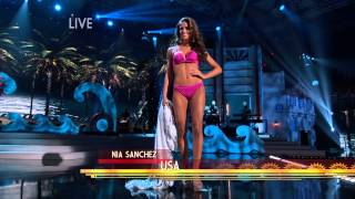 getlinkyoutube.com-2015 Miss Universe Swimsuit Competition HD 1080p