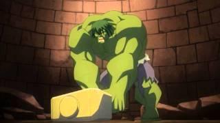 getlinkyoutube.com-Thor vs Hulk