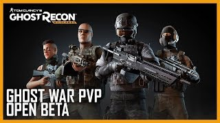 Ghost Recon Wildlands - Ghost War PVP Nyílt Béta Trailer