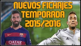 getlinkyoutube.com-Actualizar fichajes temporada 2015/2016 FIFA 15 |