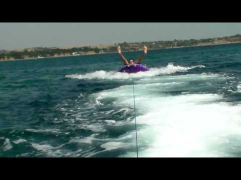 Single Tube 2011 with a Jet-Ski pt2.MP4