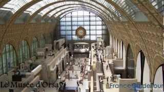 Les plus beaux monuments de PARIS (Louvre, Notre Dame, Conciergerie, Tour Eiffel, Arc de Triomphe)