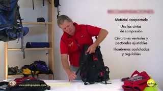 getlinkyoutube.com-Preparar la mochila para una salida de un día de senderismo