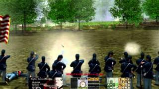 getlinkyoutube.com-Battle of Gettysburg - The Iron Brigade