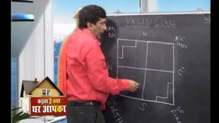getlinkyoutube.com-vastu class episode no e - 9  kitchen in nw2nd best. myth about se corner of every room