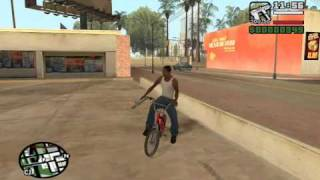 getlinkyoutube.com-Starter Save - Part 1 - GTA San Andreas PC - complete walkthrough (all details) - achieving 13.37%