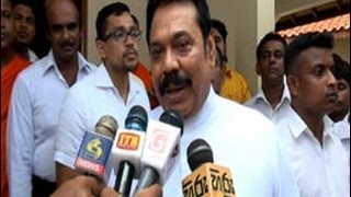 Champika is going to implement Gotabaya's plan - Mahinda
