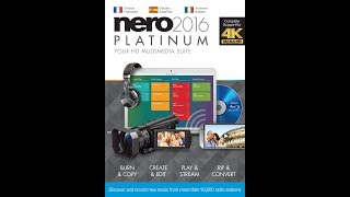 getlinkyoutube.com-Come installare e attivare Nero 2016 Platinum