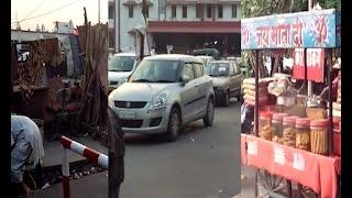Haridwar: GRP और RPF की नाक के नीचे हो रहे है रेलवे स्टेशन परिसर में अवैध कब्जे