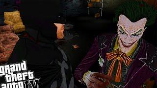 getlinkyoutube.com-GTA IV Batman Mod vs The Joker Mod - Epic Battle in Sex Shop!