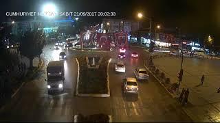 Erzincan Mobose kaza görüntüleri