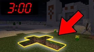 getlinkyoutube.com-Playing Minecraft Pocket Edition at 3:00 AM using the SEED 666!!!