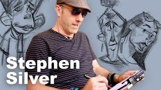 getlinkyoutube.com-Sketching People with Stephen Silver