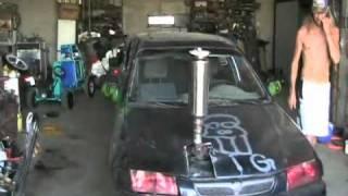 getlinkyoutube.com-Davidsfarm   1347   cexn Qou RU   SQ   Crazy exhaust mod on 1997 mazda